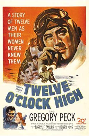 Twelve O'Clock High Thomas T. Moulton