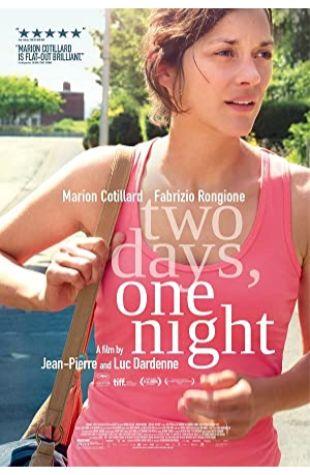 Two Days, One Night Jean-Pierre Dardenne