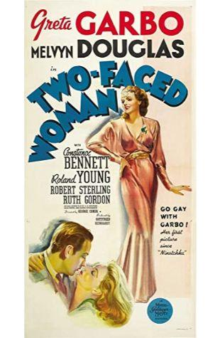 Two-Faced Woman Greta Garbo