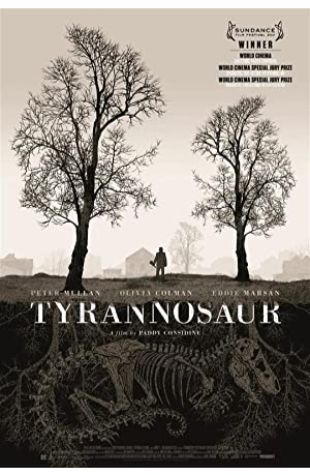 Tyrannosaur Olivia Colman
