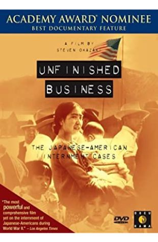 Unfinished Business Steven Okazaki
