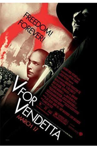 V for Vendetta Dan Glass