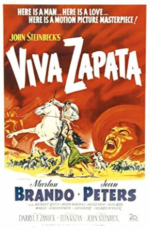 Viva Zapata! Anthony Quinn