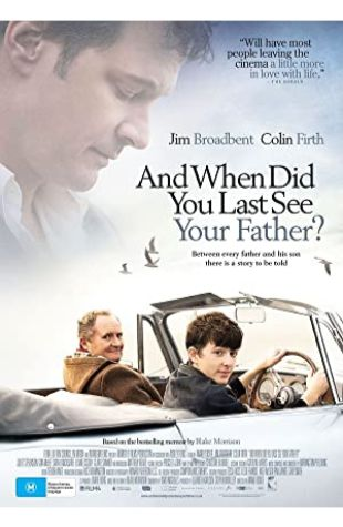 When Did You Last See Your Father? David Nicholls