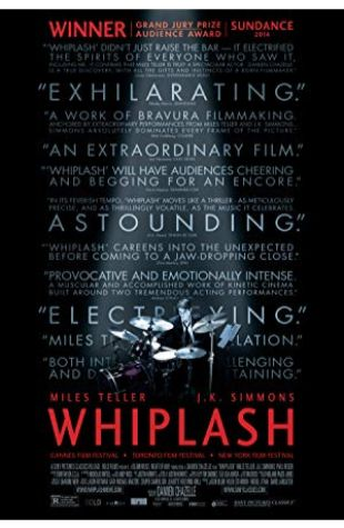Whiplash Ben Wilkins