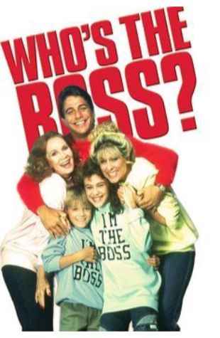 Who's the Boss? Katherine Helmond