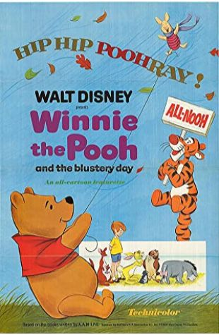 Winnie the Pooh and the Blustery Day Walt Disney