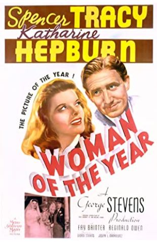 Woman of the Year Michael Kanin