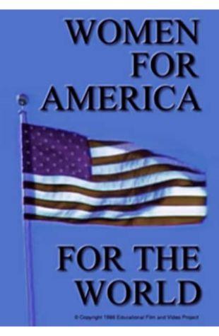 Women - for America, for the World Vivienne Verdon-Roe