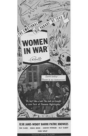 Women in War Howard Lydecker