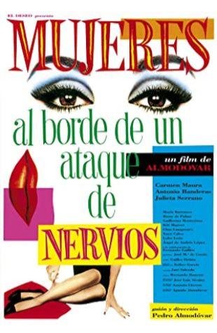 Women on the Verge of a Nervous Breakdown Pedro Almodóvar