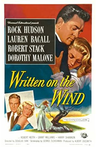 Written on the Wind Dorothy Malone