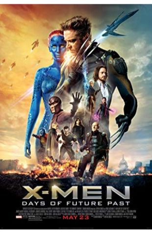 X-Men: Days of Future Past Richard Stammers