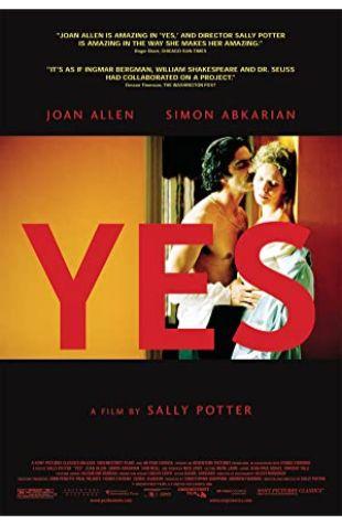 Yes Joan Allen