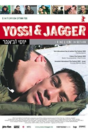 Yossi & Jagger Ohad Knoller