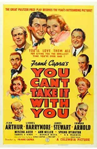 You Can't Take It with You Frank Capra