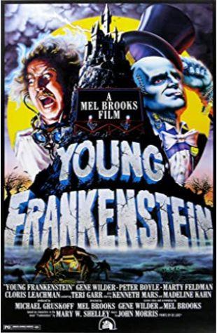 Young Frankenstein Gene Wilder