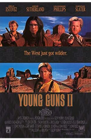 Young Guns II Jon Bon Jovi