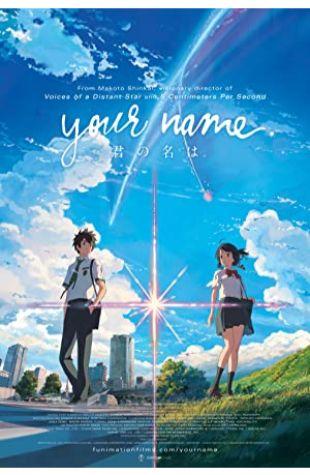 Your Name. Makoto Shinkai