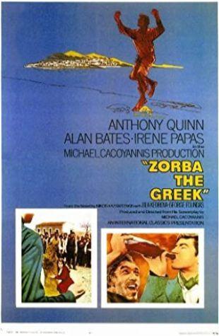 Zorba the Greek Walter Lassally