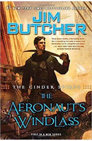 The Aeronaut's Windlass Jim Butcher