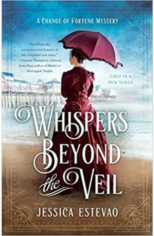 Whispers Beyond the Veil Jessica Estevao