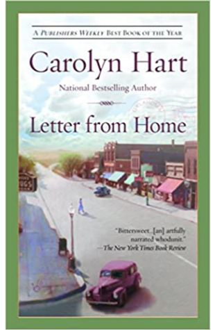 Letter from Home by Carolyn Hart and Carolyn G. Hart