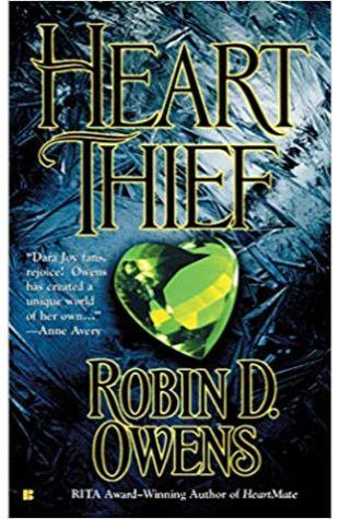 Heart Thief by Robin D. Owens