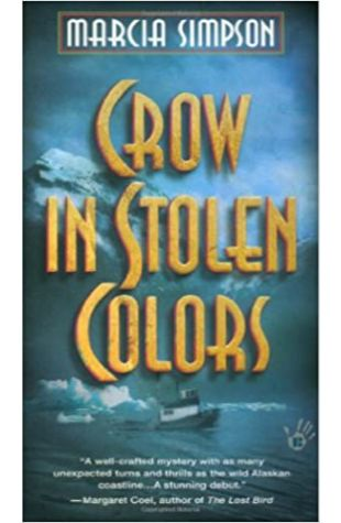Crow in Stolen Colors Marcia Simpson