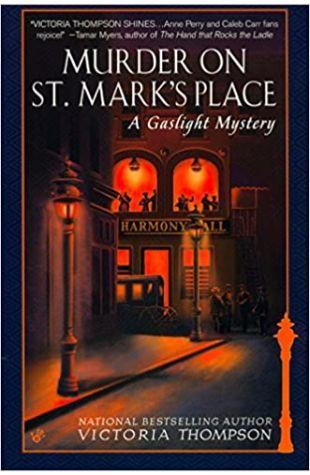 Murder on St. Mark's Place Victoria Thompson