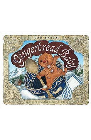 Gingerbread Baby Jan Brett