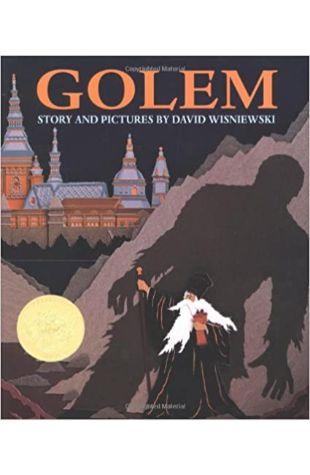 Golem by David Wisniewski