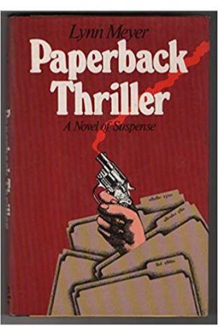 Paperback Thriller Lynn Meyer