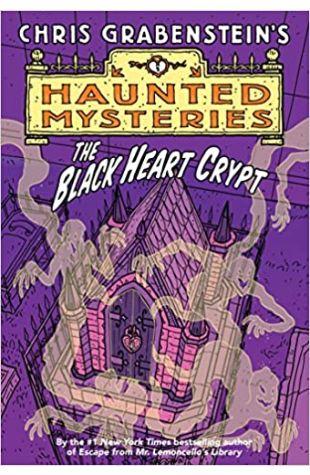The Black Heart Crypt by Chris Grabenstein