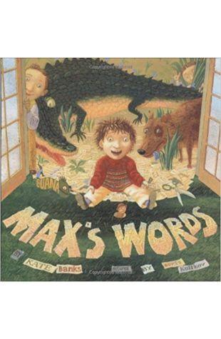 Max's Words Kate Banks