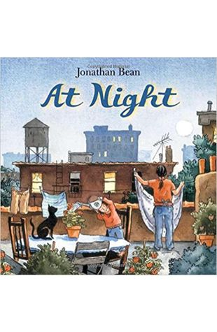 At Night by Jonathan Bean