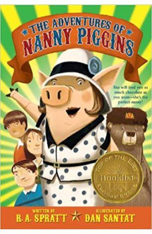 The Adventures of Nanny Piggins R.A. Spratt