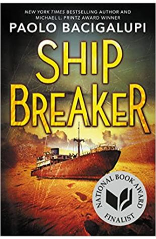 Ship Breaker Paolo Bacigalupi