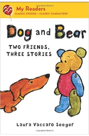 Two Friends, Three Stories by Laura Vaccaro Seeger