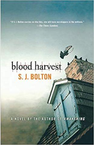 Blood Harvest S.J. Bolton