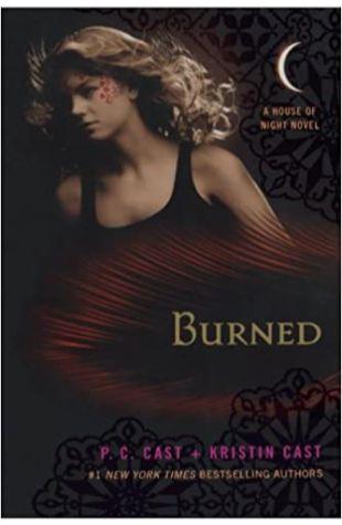 Burned P.C. Cast and Kristin Cast