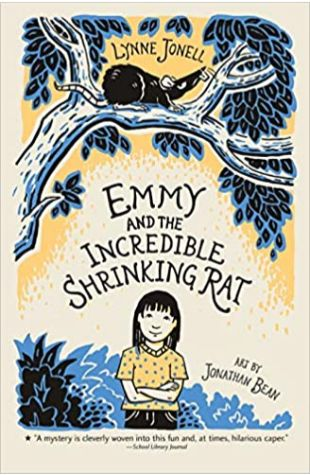 Emmy and the Incredible Shrinking Rat Lynne Jonell