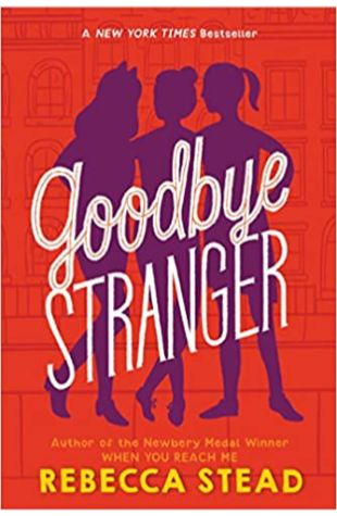 Goodbye Stranger Rebecca Stead