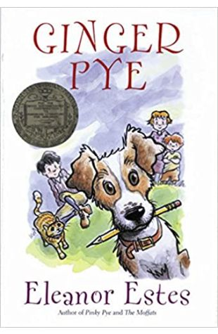Ginger Pye by Eleanor Estes