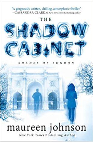 The Shadow Cabinet Maureen Johnson