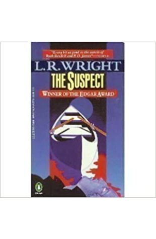 The Suspect by Laurali R. Wright and L.R. Wright
