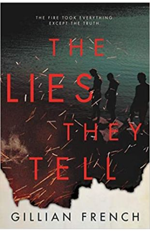 The Lies They Tell Gillian French