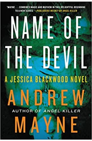 Name of the Devil Andrew Mayne