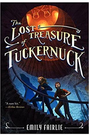 The Lost Treasure of Tuckernuck Emily Fairlie