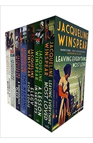 A Lesson in Secrets Jacqueline Winspear